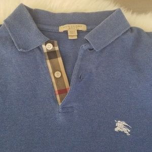 Burberry Tops - Burberry Polo Top